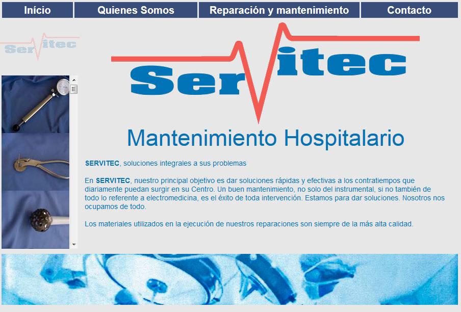 Servitec m. hospitalario